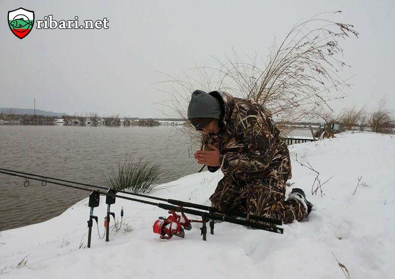 Молитва за рибари