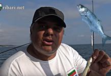 Риболов на трофейни лефери в Гърция + ВИДЕО