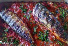 Вкусна рецепта за риба с пресен лук