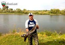 Риболовен туризъм в Русия на река Оке