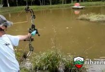 Риболов с лък