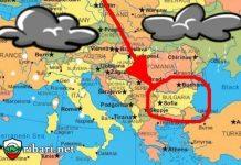 Нивото на водоемите в Гърция, Македония, Сърбия и Румъния над 50%