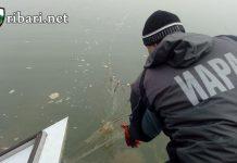Извадиха близо 4 километра мрежи при масирана проверка на бургаски язовир
