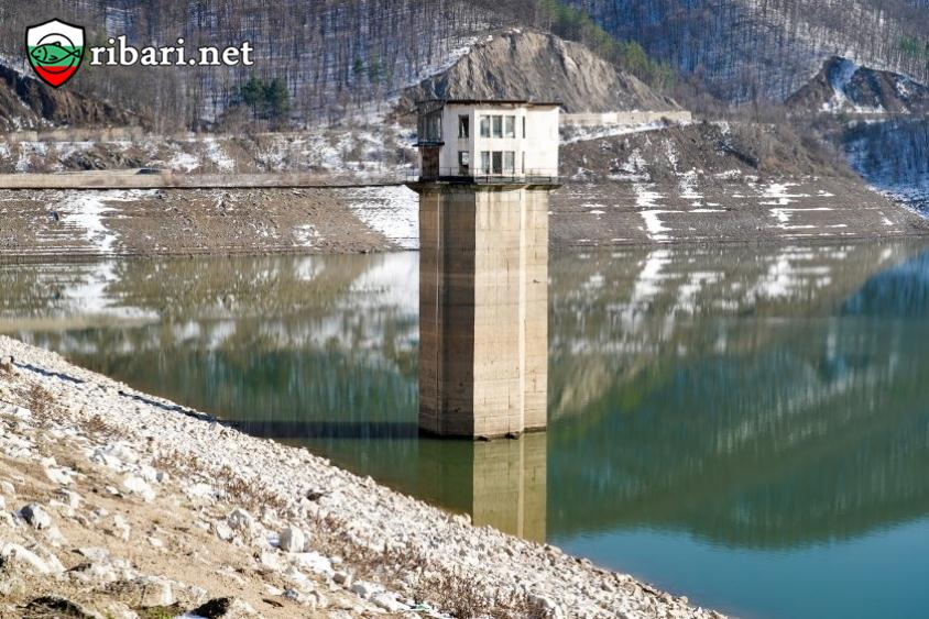 Над 80% от водоемите са празни