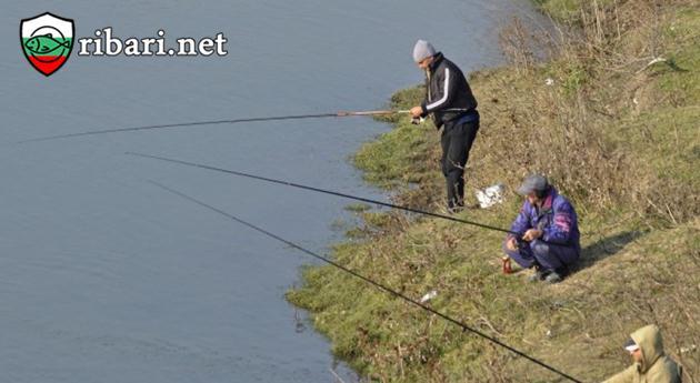 Рибари, кълве ли?