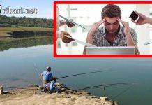 Риболов – най-доброто лекарство против стрес!