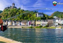 Риболовни места в Германия