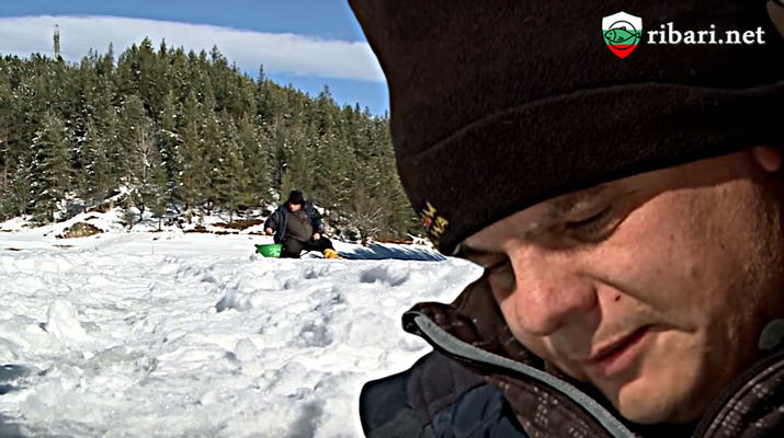 Калоян Белополски: Ледени костури+ВИДЕО