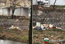Перничани бесни: Река Струма е отново сметище!
