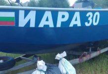 ИАРА с поредната акция в акваторията на Черно море, извадиха 1 км мрежи за калкан
