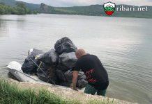 ЦРОО с акция по почистване на язовир Пелина